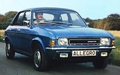 The Rise and Fall of the Leyland Car Brand